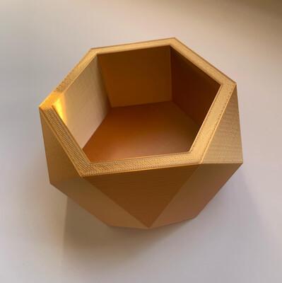 Maceta Impresa en 3D