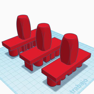 25-NOV, 3PM-4PM | Taller Online | Iníciate en 3D diseñando sellos en Tinkercad.
