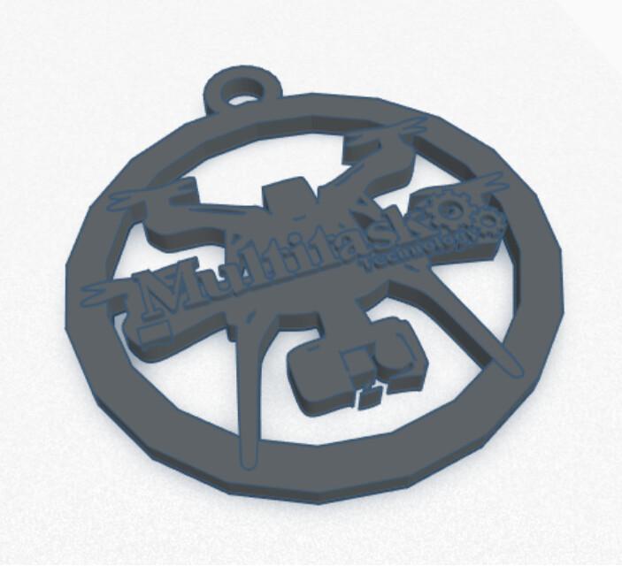 2-DIC, 3PM-4PM | Taller Online | Iníciate en 3D. Convierte tu logotipo a 3D en Tinkercad.