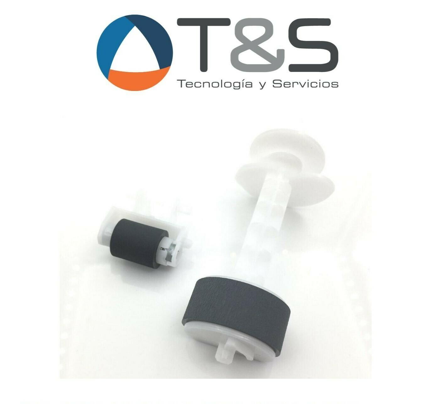 Kit de Rodillos L210 - L350 - L355 - L380 - L220 - L375 - L396 - L395 - L455.
