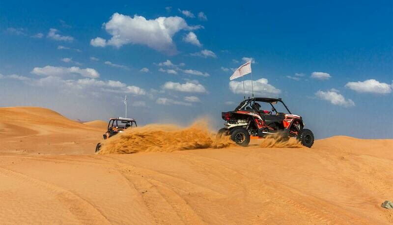 BUGGY SESSION   950 AED