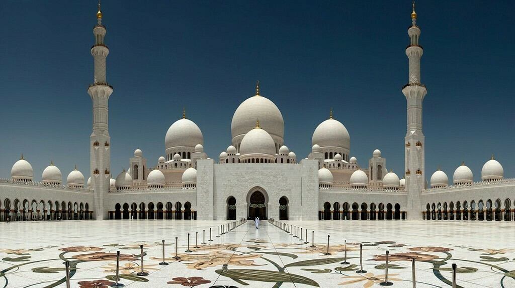 SHEIKH ZAYED GRAND MOSQUE, ABU DHABI + EVENING DESERT SAFARI   PRIVATE CAR   UP TO 7 PERSONS    1200 AED