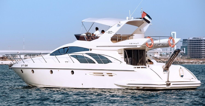 ITALIAN PRIVATE YACHT 16 PERS, DUBAI MARINA