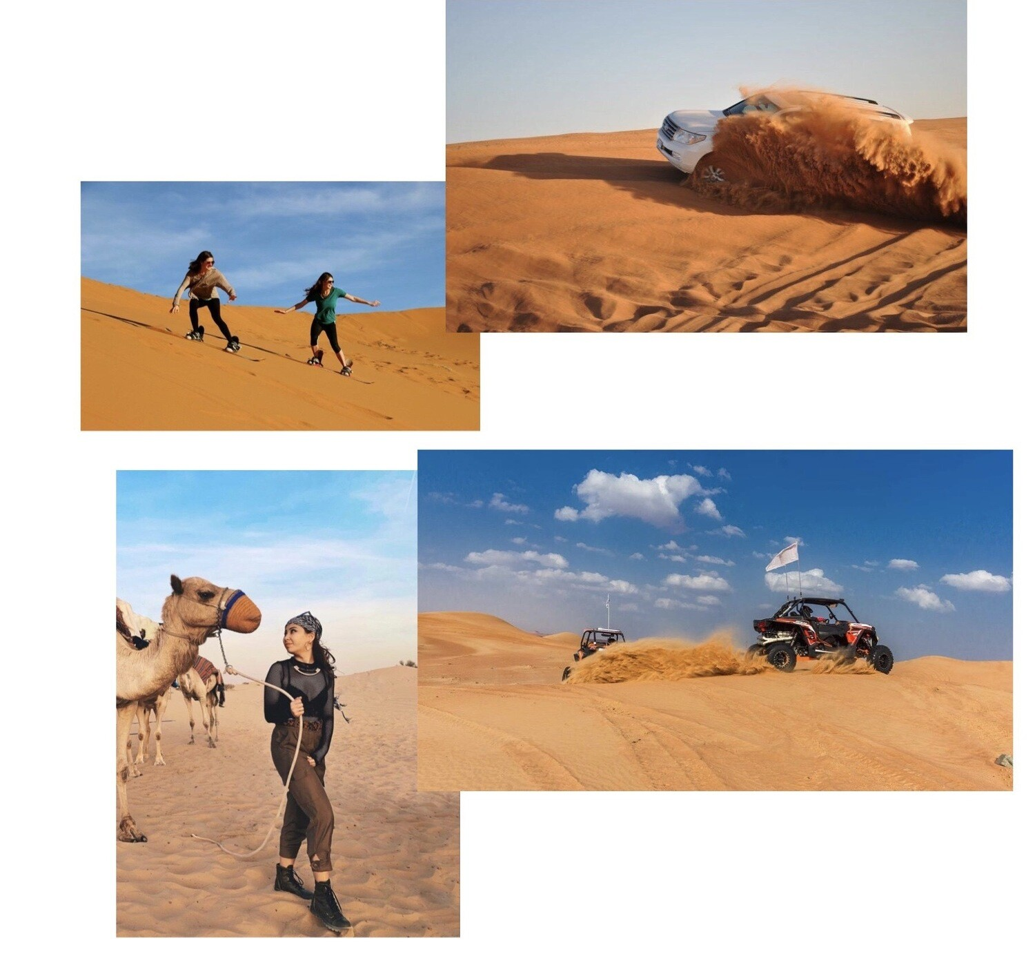 SPECIAL OFFER !!! SAFARI + BUGGY POLARIS 1000-cc - 30 min 665 AED /  PERS