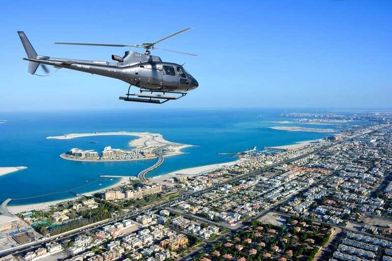 HELICOPTER TOUR ( 17 min ) 814 AED