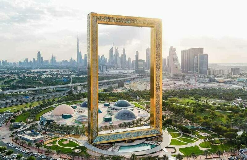 THE FRAME, DUBAI 60 AED