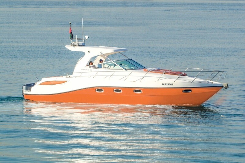 Oryx 36 FT 550 AED