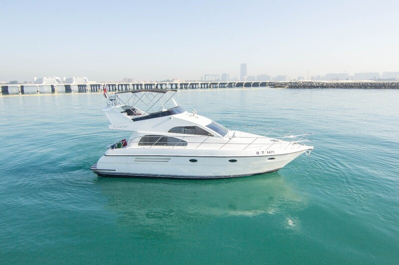 MAJESTY 48ft* 600 AED