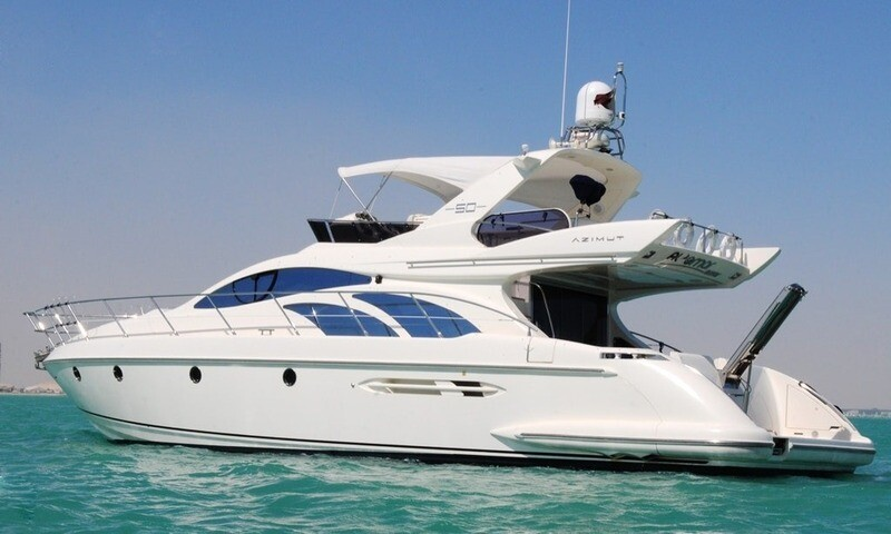 AZIMUT 50FT 900 AED
