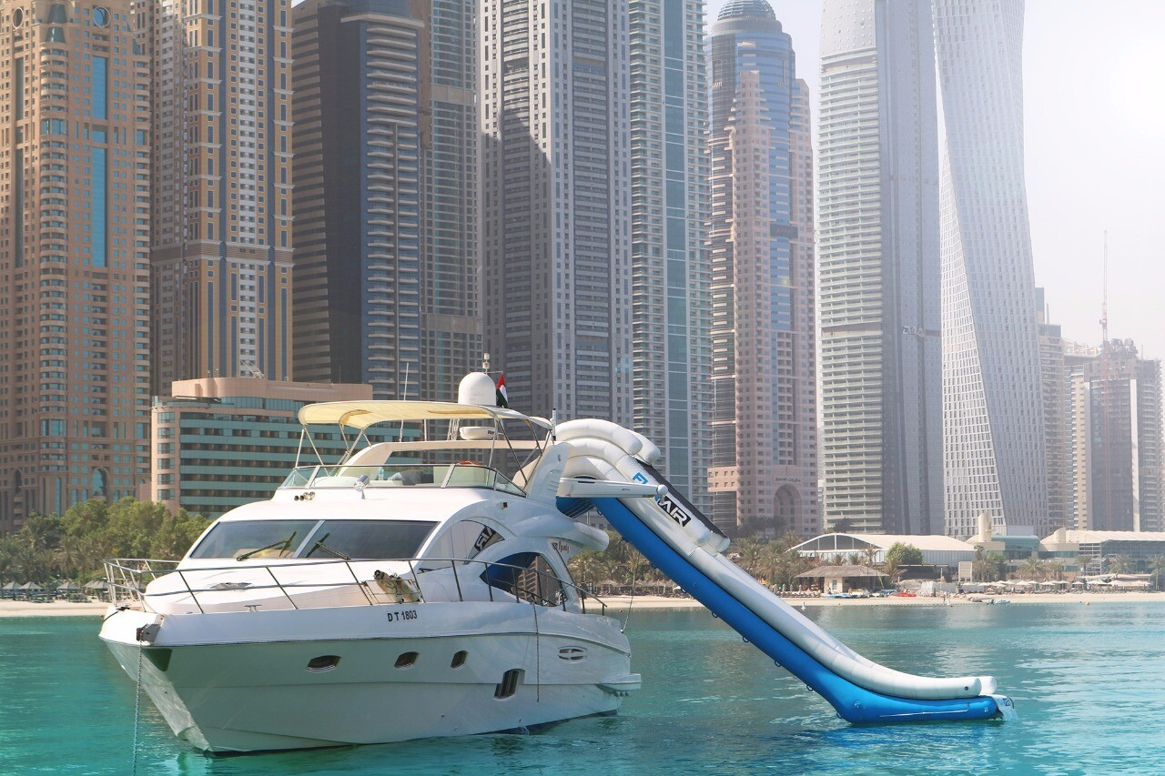MAJESTY 56 FT 1150 AED