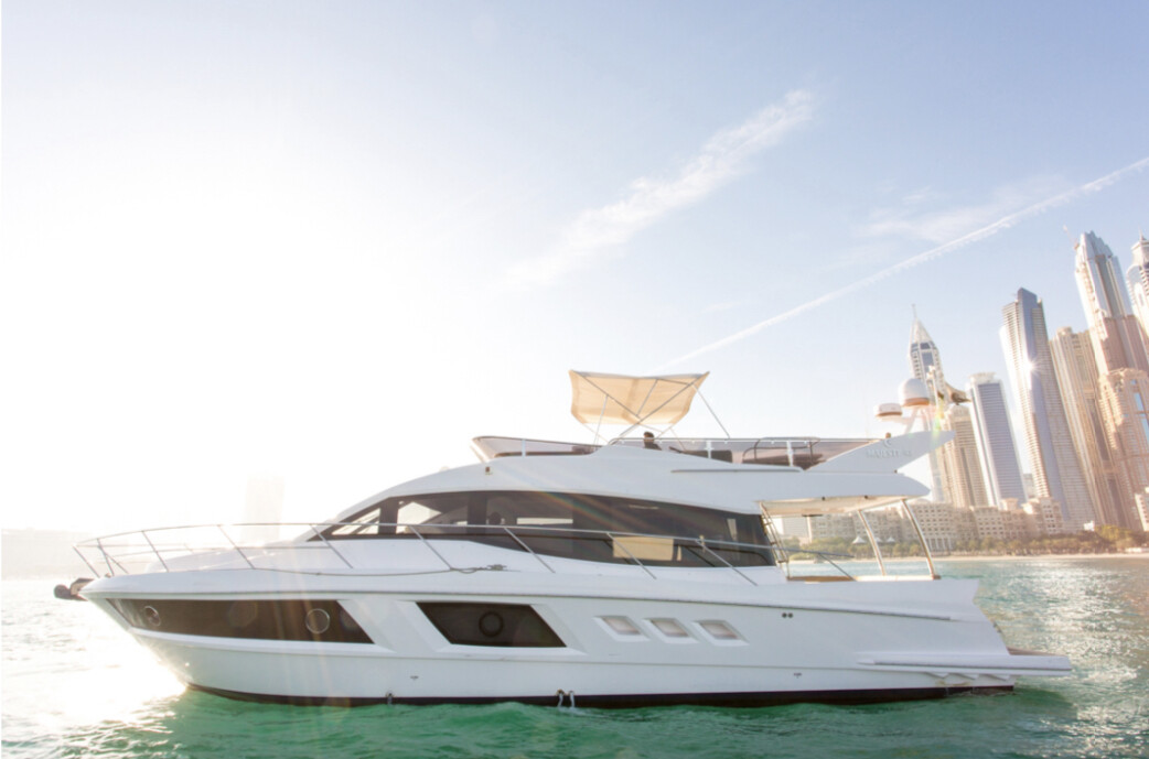 MAJESTY 48FT 850 AED