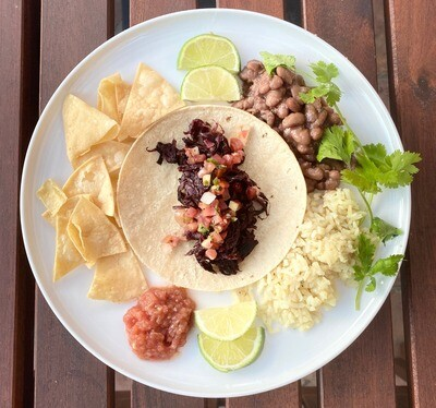 Vegan Taco Meal Kit - For Two