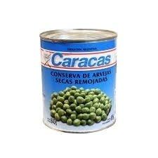 ARVEJAS CARACAS 24x350grs