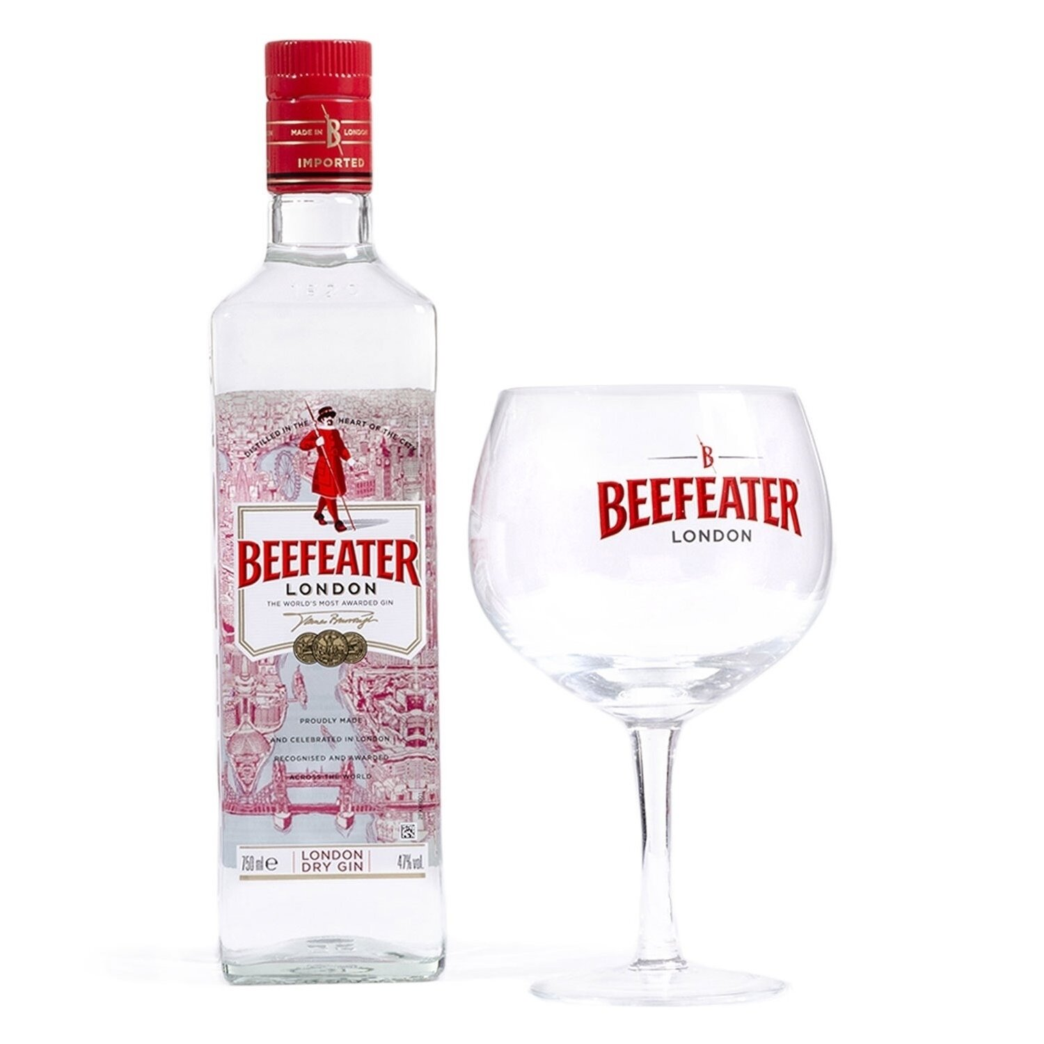 GIN BEEFEATER+COPON x750cc