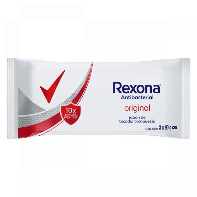 REXONA JAB ANTIB ORIGINAL  x 90G