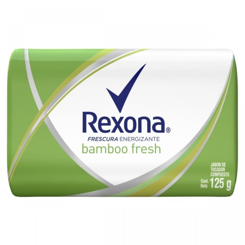 REXONA JAB BAMBOO FRESH  x 125G