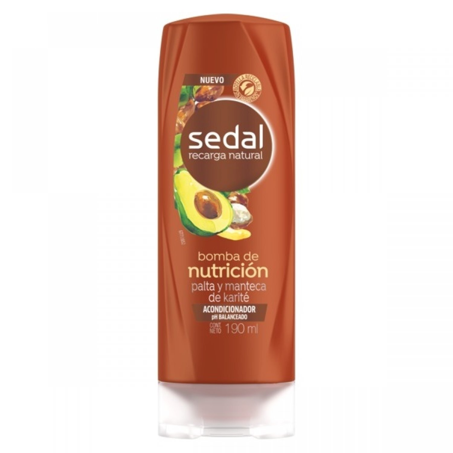 SEDAL ACOND/ CO-CREAT BOMBA NUTRICION  x 190ML