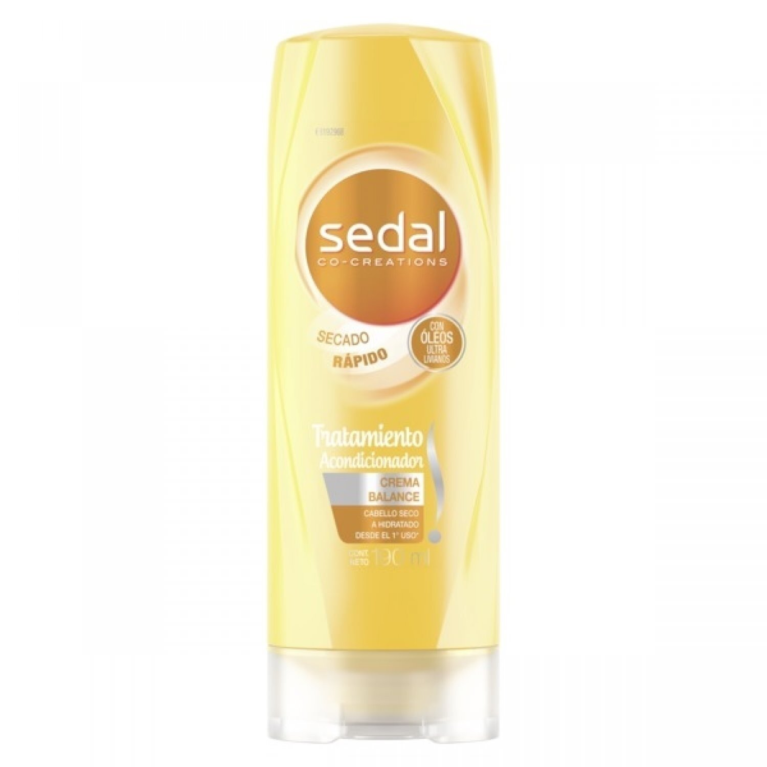 SEDAL ACOND/ CO-CREAT CREMA BALANCE  x 190ML