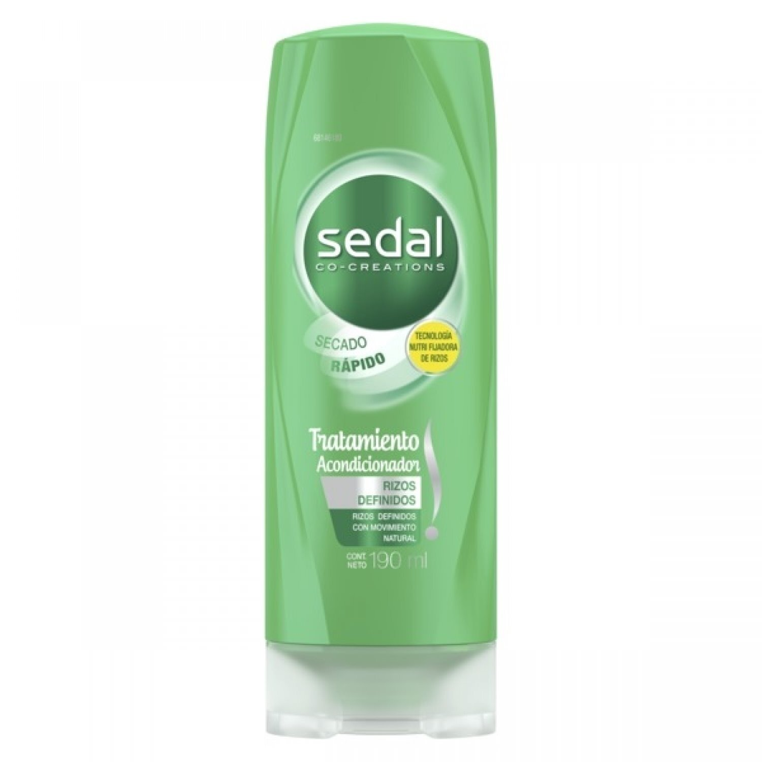SEDAL ACOND/ CO-CREAT RIZOS DEFINIDO  x 190ML