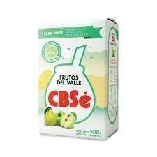 YERBA CBSE FRUTOS VALLE x500gr