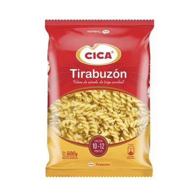 CICA FIDEOS TIRABUZON x500grs