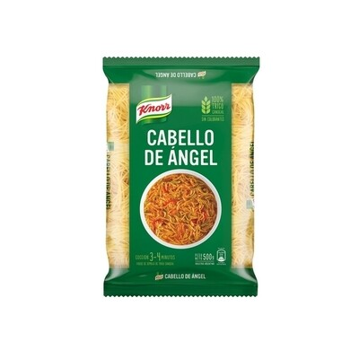 KNORR FIDEOS CABELLO DE ANGEL x500grs