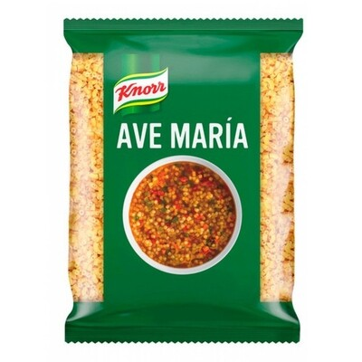 KNORR FIDEOS AVE MARIA x500grs