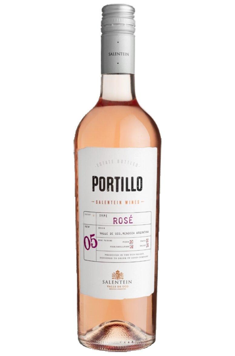 PORTILLO ROSE MALBEC x750cc