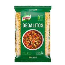 KNORR FIDEOS DEDALITOS x500grs
