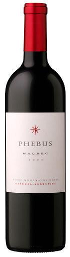 PHEBUS MALBEC x750cc