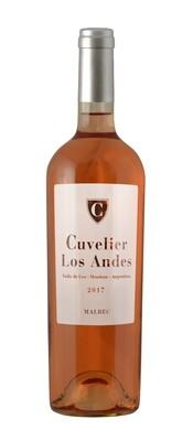 CUVELIER LOS ANDES ROSE MALBEC x750cc