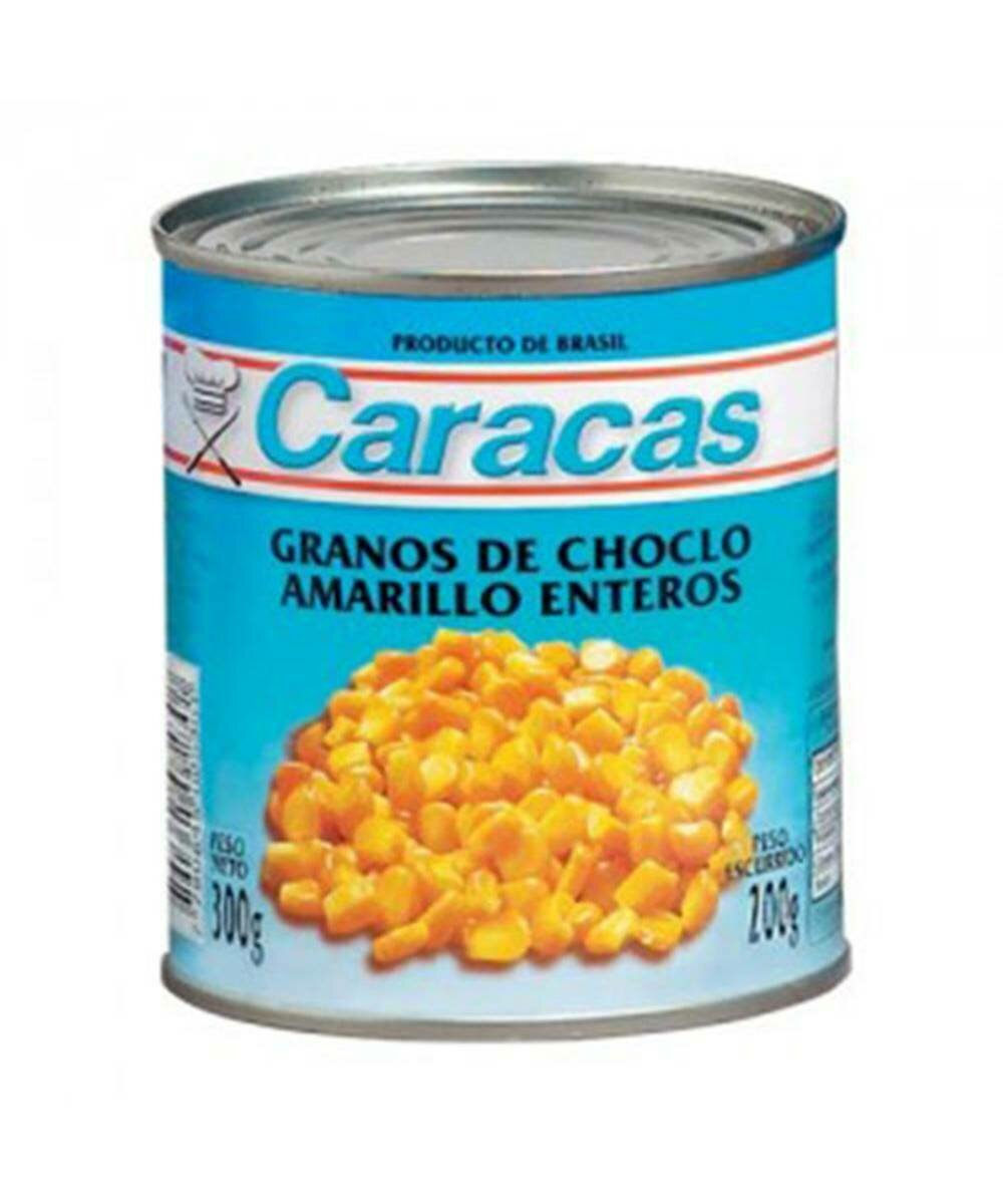 CHOCLO GRANO A. CARACAS x300grs