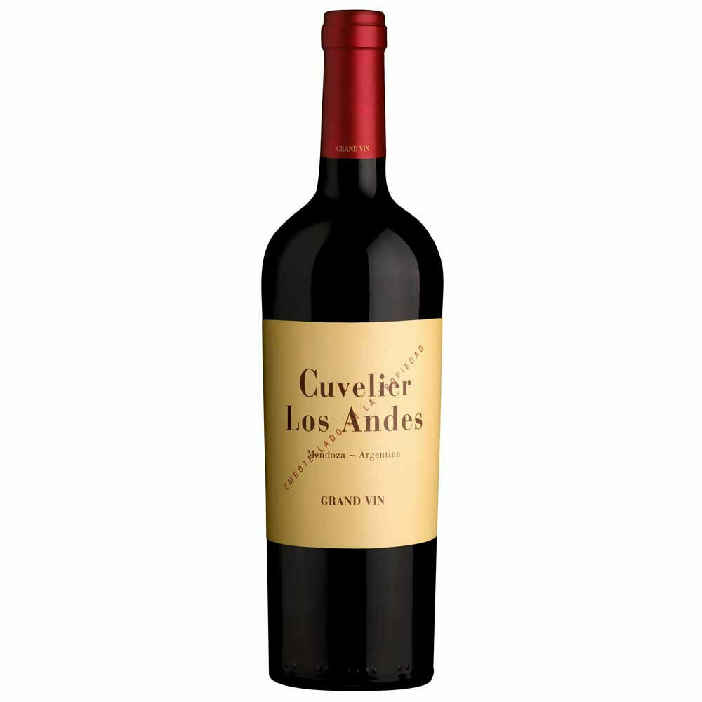 CUVELIER LOS ANDES GRAND VIN x750cc