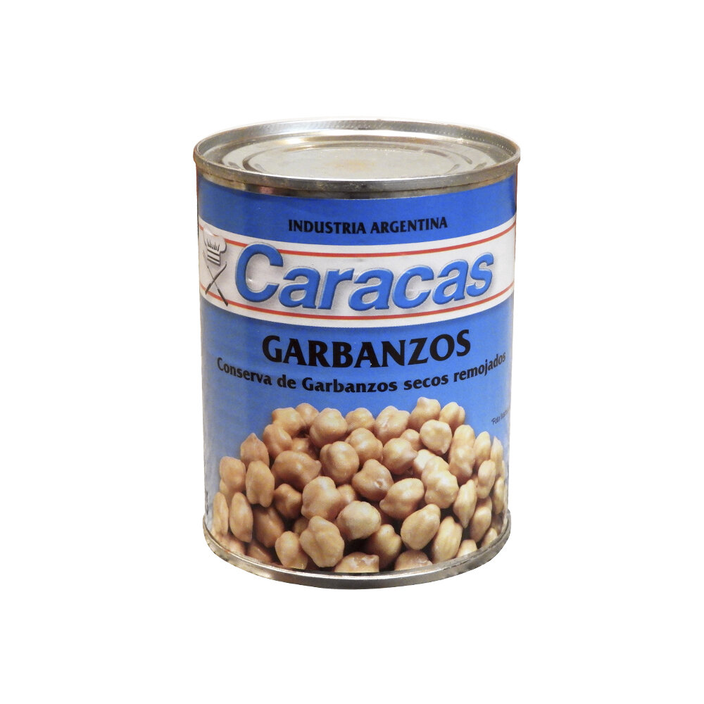 GARBANZOS CARACAS x350grs