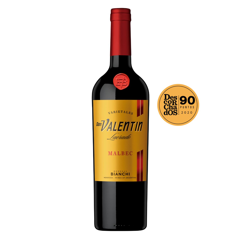 DON VALENTIN LACRADO MALBEC x750cc