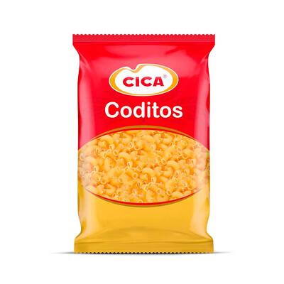 CICA FIDEOS CODITOS x500grs