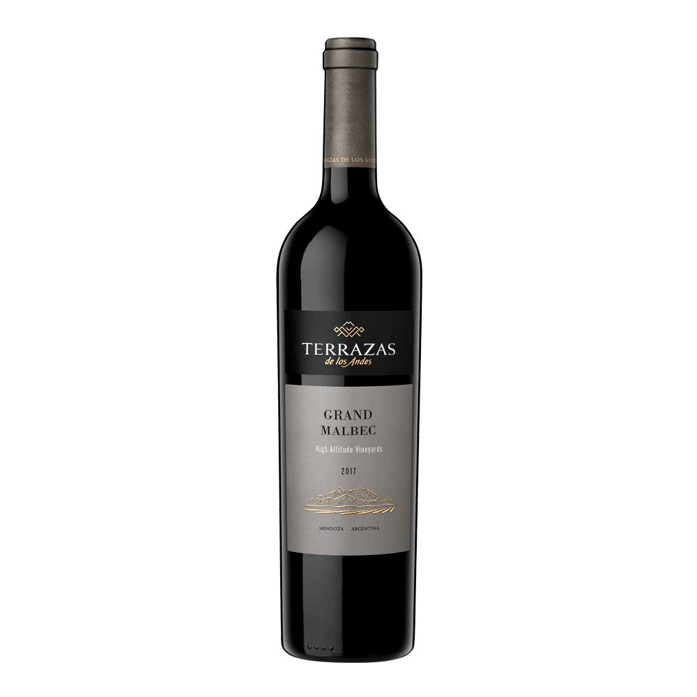 TERRAZAS GRAND MALBEC 2017 x750cc
