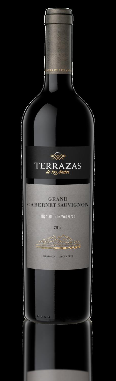 TERRAZAS GRAND CAB.SAUVIGNON 2017 x750cc