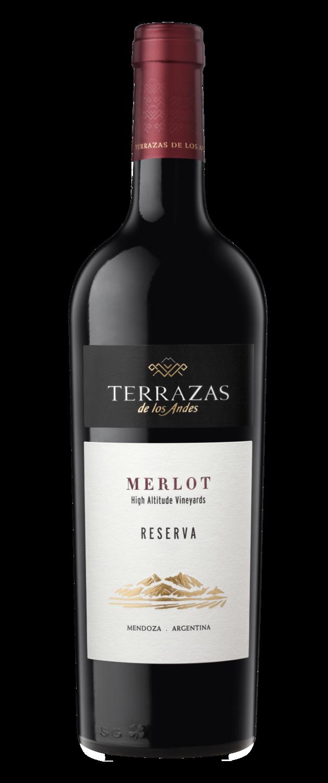 TERRAZAS RVA. MERLOT x750cc