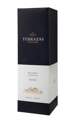 E. TERRAZAS RESERVA MALBEC x750cc