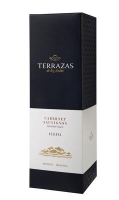 E. TERRAZAS RESERVA CABERNET x750cc