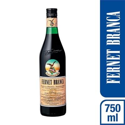 FERNET BRANCA x750cc