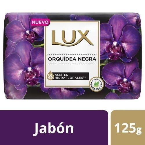 LUX JAB ORQUIDEA NEGRA x 125G