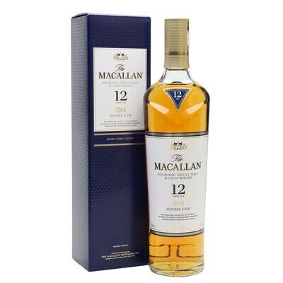 MACALLAN DOUBLE CASK 12 A x700cc