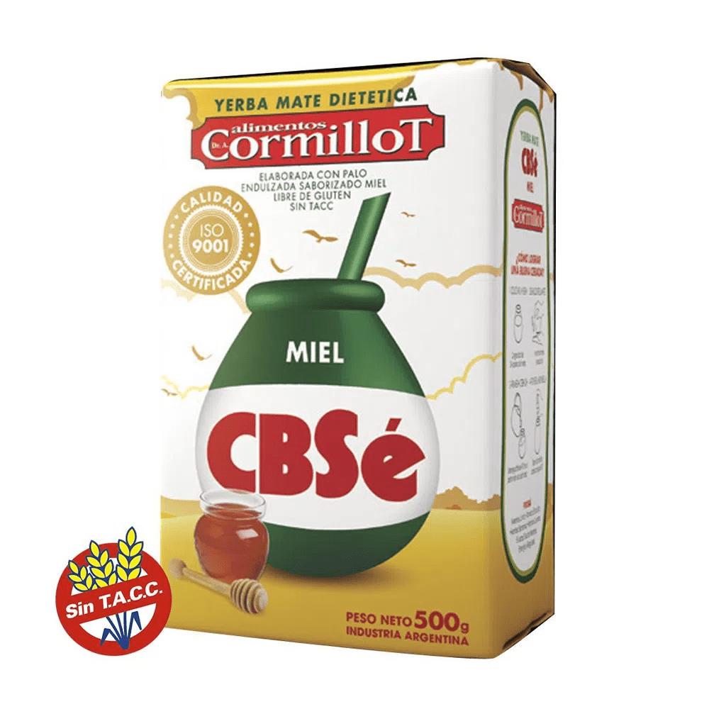 YERBA CBSE MIEL x500gr