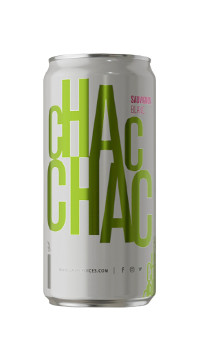 LAS PERDICES CHAC CHAC SAUV.BLANC LATA x269ml