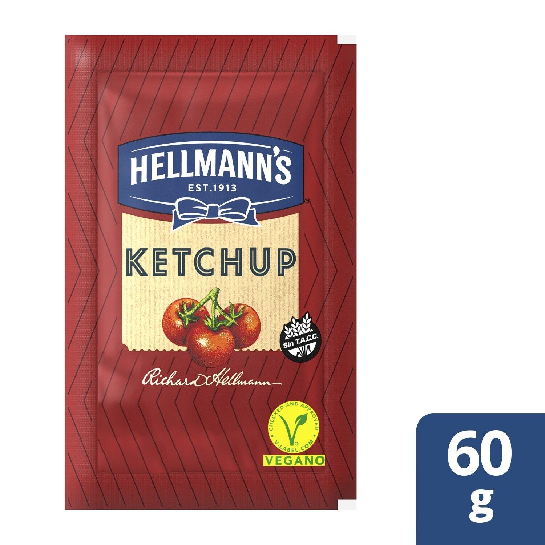 HELLMANNS KETCHUP SCHET nuevo  X60G