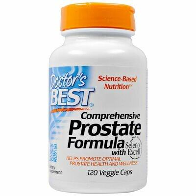 Doctor's Best, Comprehensive Prostate Formula