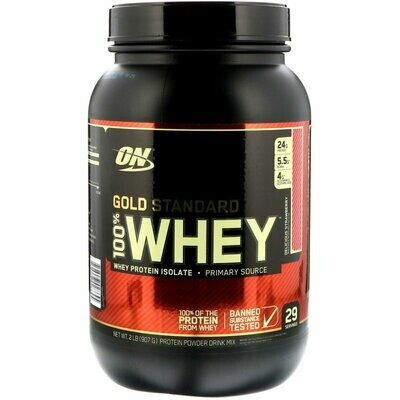 Optimum Nutrition Gold Standard Whey Protein 2LB