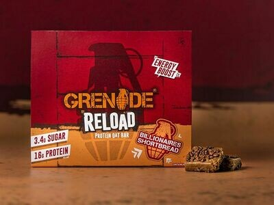 GRENDE RELOAD PROTIEN OAT BAR
